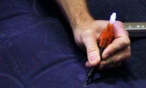 Как самостоятельно заклеивать надувные матрасы