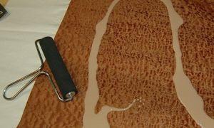 Каким способом самостоятельно приклеить шпон (видео)