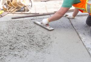 Монтаж на цемент