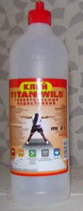 Клей Титан для пенопласта