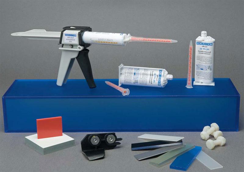 Клей MixPE–PP отлично подойдет для полиэтилена