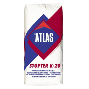 Клей Atlas Stopter K-20 будет хорошим выбором