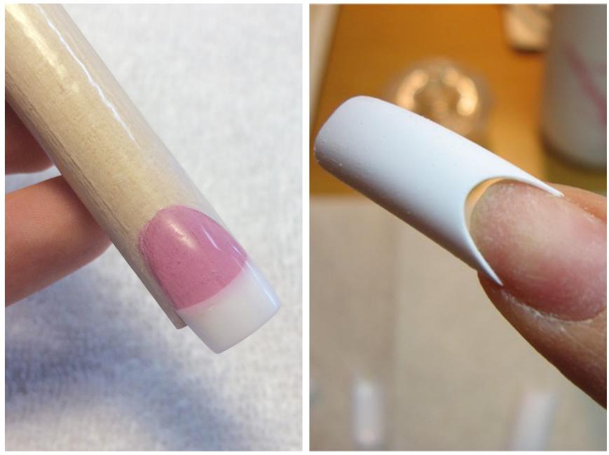 Достоинства пластин на ногти